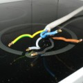 подключаем электроплиту