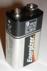 батарейка крона