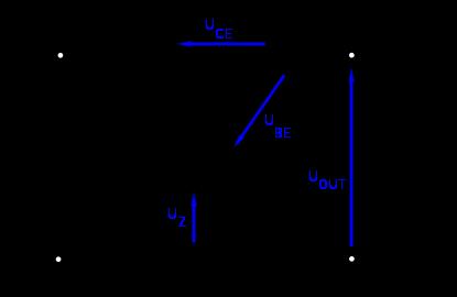 Схема со стабилизатором