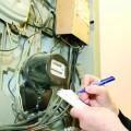 Снятие показаний с прибора учета электроэнергии