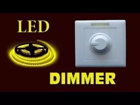 Диммер для LED