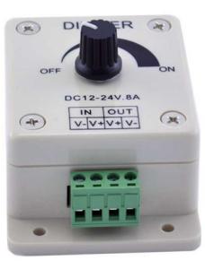 светорегулятор для светодиодных лент