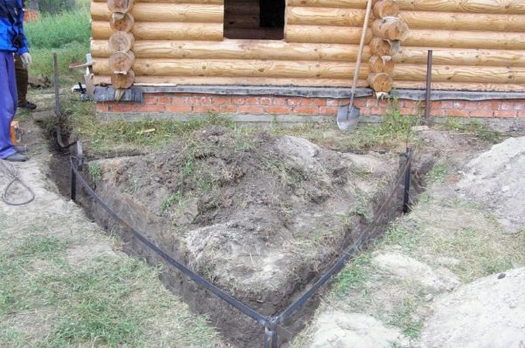 Деревянный дом проводка