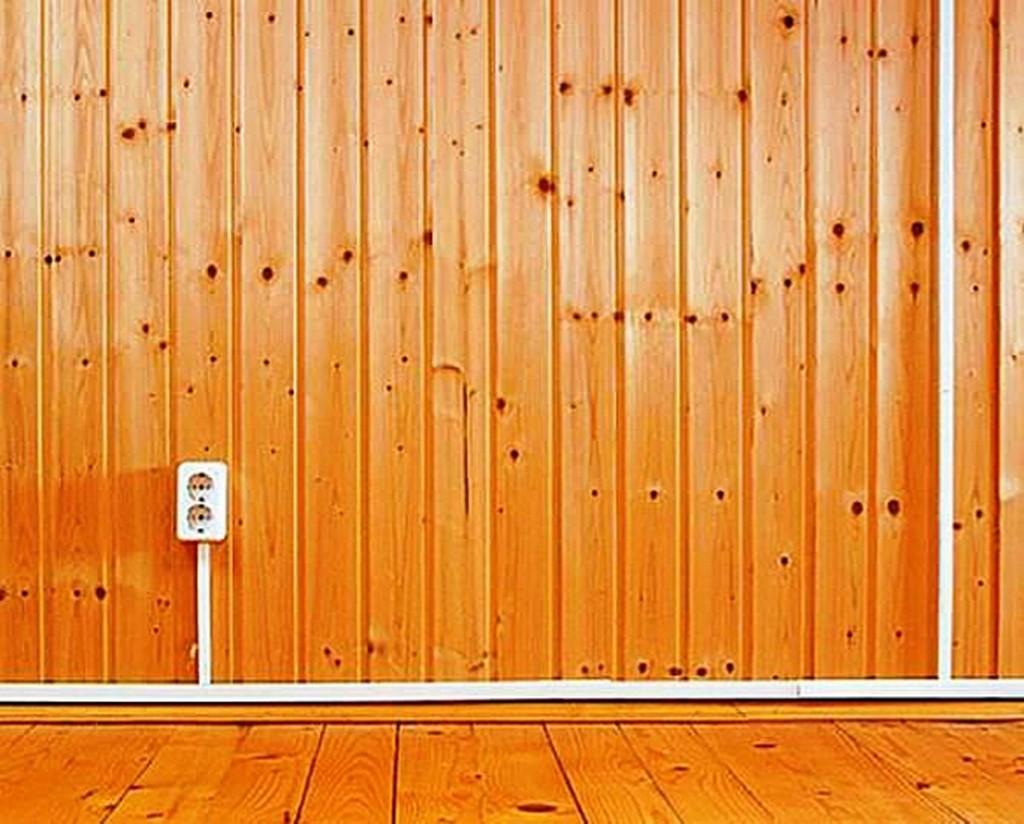 Деревянный дом проводкаДеревянный дом проводка